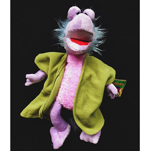Peluche Mussy Fraggle Rock