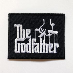 Parche Logo The Godfather